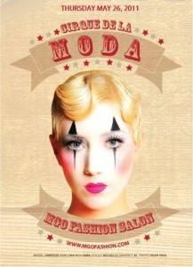 Save the Date: Cirque De La Moda Fashion Event - June 2 ...