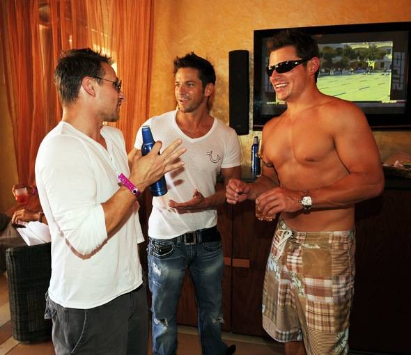 Haute Event: Nick Lachey Continues His Bachelor Bash At