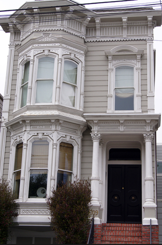 Famous Homes In San Francisco Including Janis Joplin And