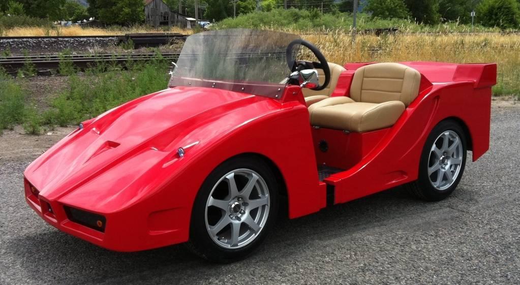 Rolls Royce Golf Cart >> Pennwick Models Newest Luxury Golf Cart After Ferrari - Haute Living