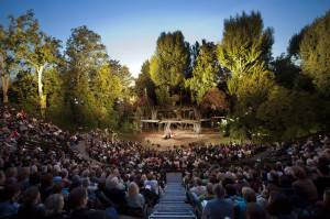 Regent's Park Open Air Theatre. Photo: David Jensen