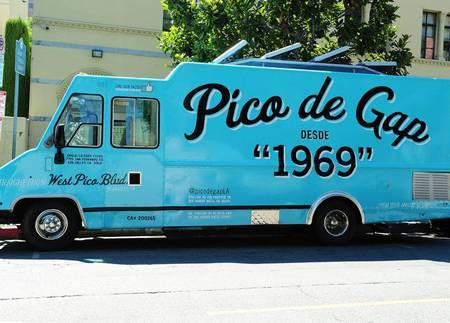 Pico House Los Angeles Food Truck