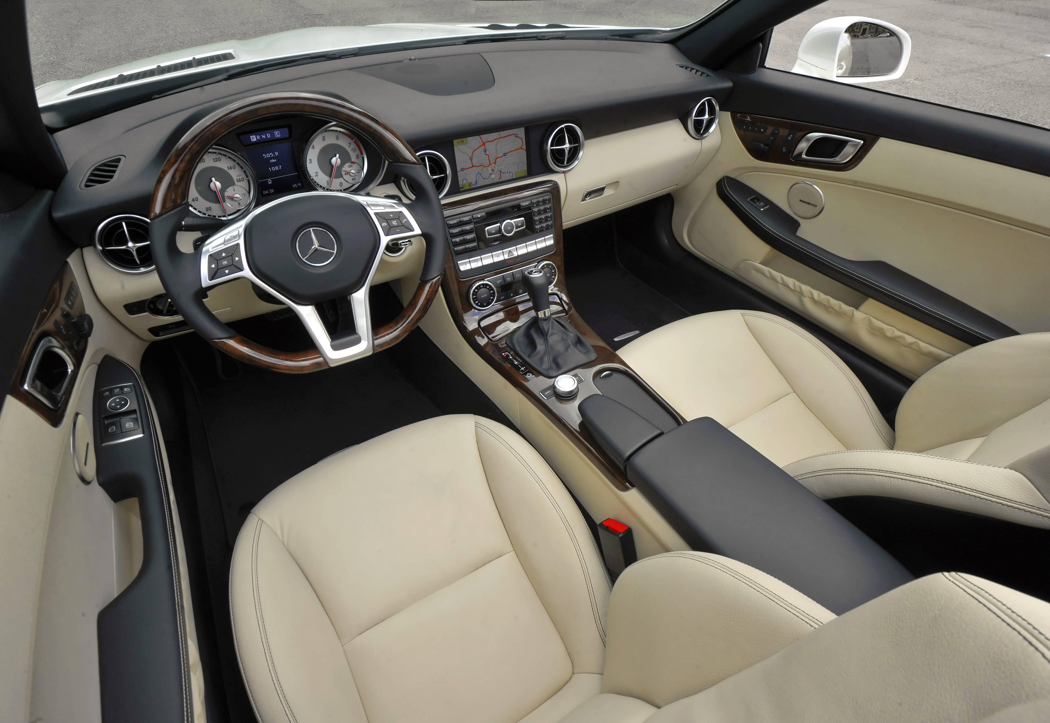 2012 Mercedes Benz Slk350 Country Strong Haute Living