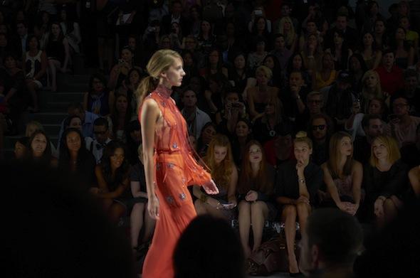 Charlotte Ronson at Mercedes-Benz Fashion Week