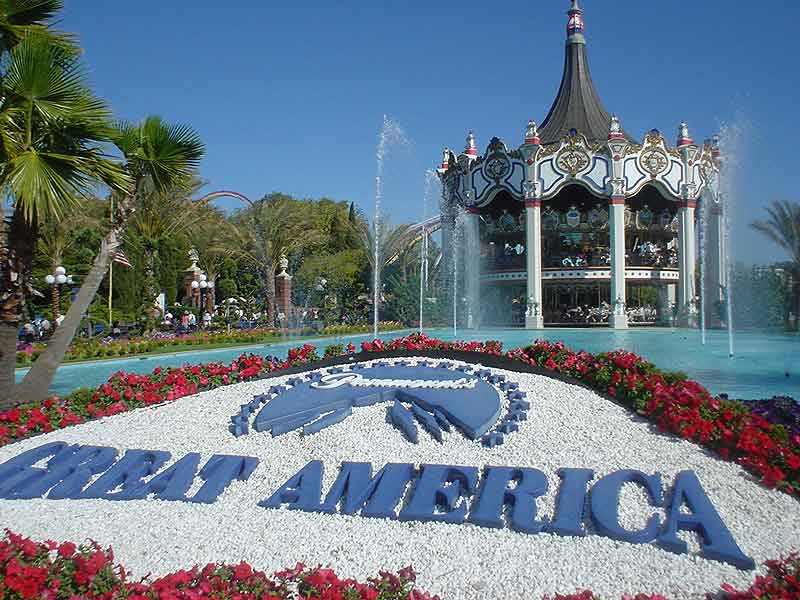 Great America Sold to San Francisco Real Estate Firm For ...