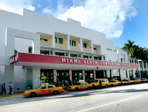 Miami Beach Convention Center ConventionCenter