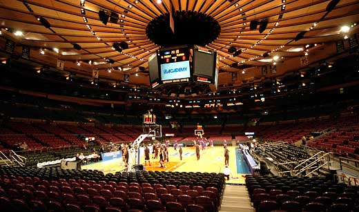 Madison Square Garden To Auction Off Sports Items Haute