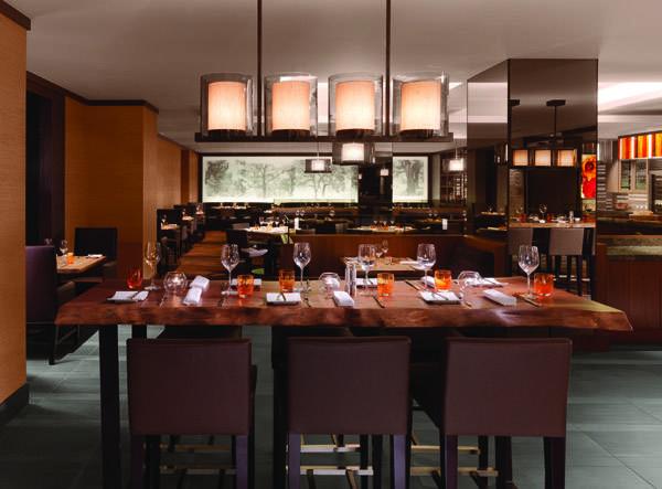 Haute partners chef ron siegel haute living for Table haute bar
