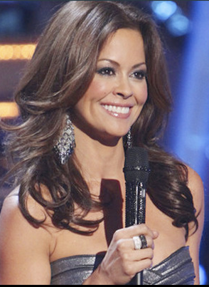 ... been working the Miss America Pageant with host Brooke Burke for years.
