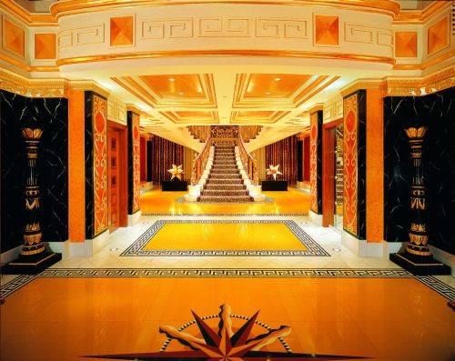 Top 5 presidential suites in dubai haute living for Burj al khalifa hotel rooms