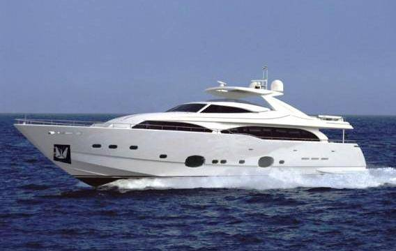 Ferretti has just launched the latest Custom Line 112 superyacht series for ...