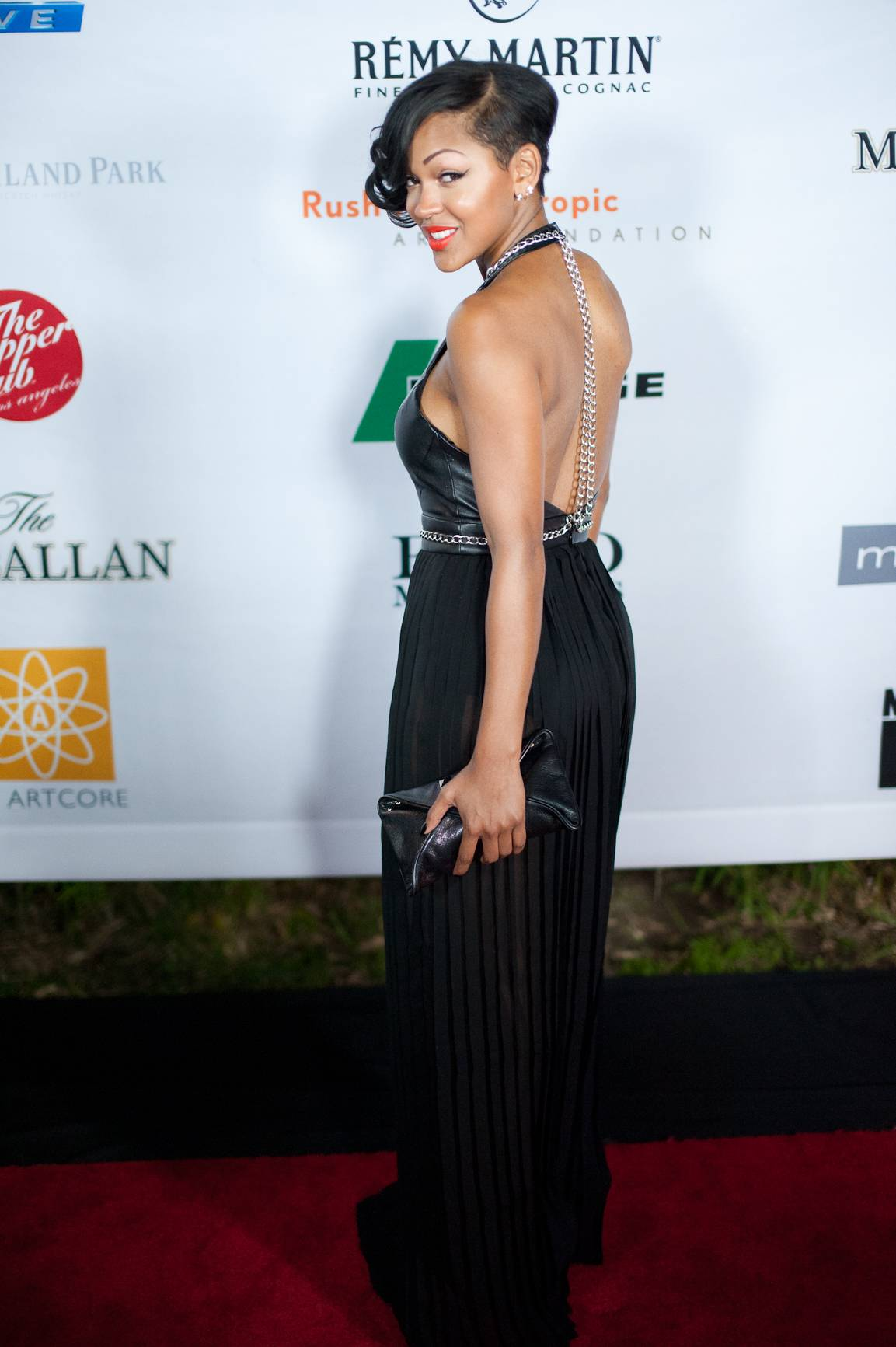 Event: Ubuntu Charity Benefit With Meagan Good And Brett Ratner 25