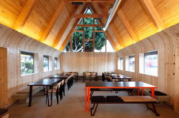 Aia la restaurant design awards winners announced