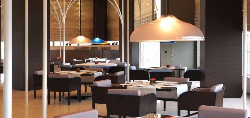 Amal Restaurant Armani Hotel