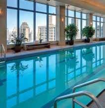 Top 5 Swimming Pools In New York Soho House Hotel Gansevoort Mandarin Oriental And More