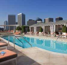 Top 5 Swimming Pools In Los Angeles Peninsula Beverly Hills Montage Beverly Hills Beverly