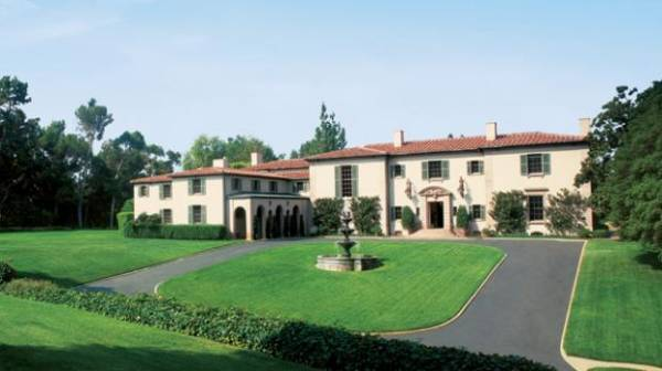 Owlwood Estate Of Holmby Hills Ca On The Market For 150