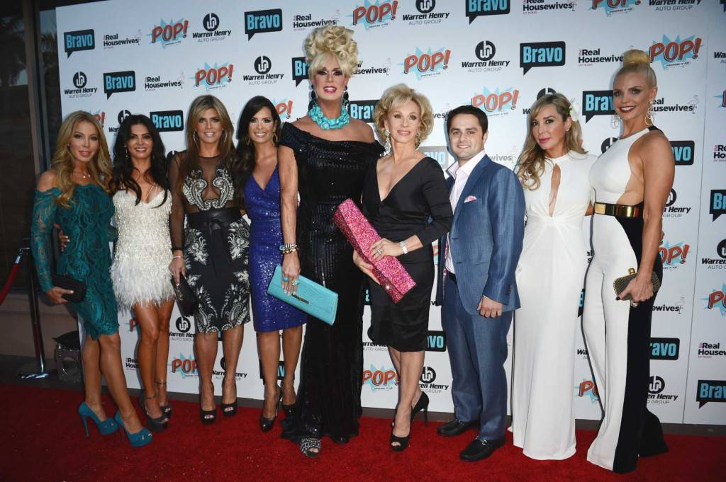 Event Recap The Real Housewives Of Miami Launch Party At