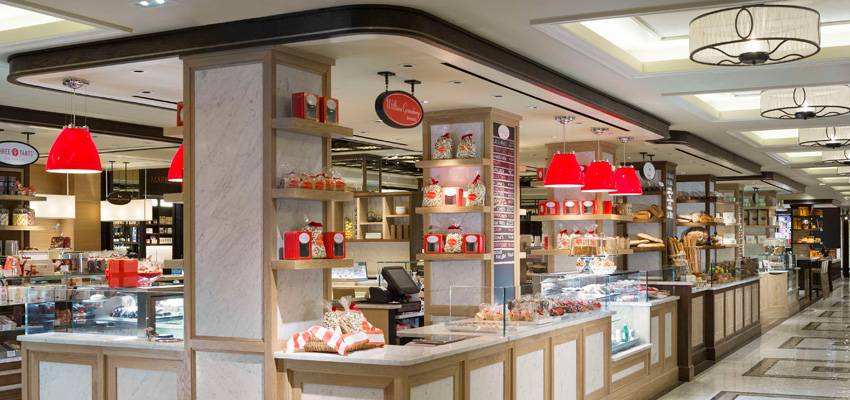The Best of the Best: The Plaza Unveil Gourmet Food Hall