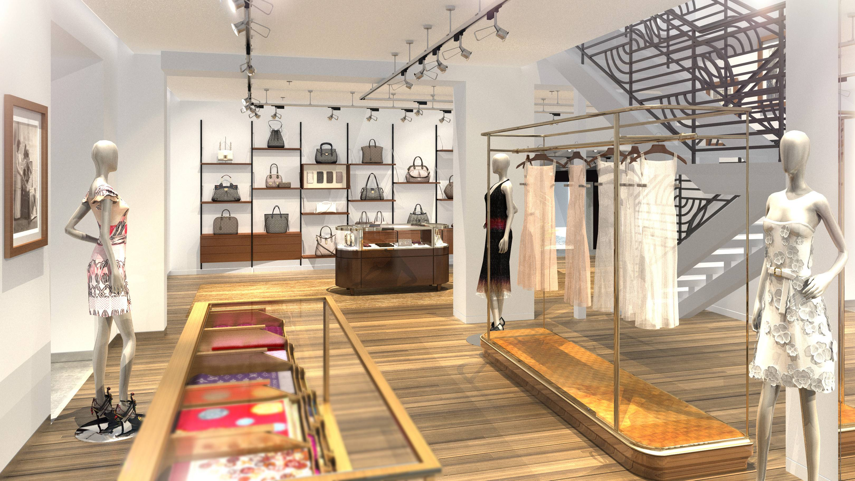 Louis Vuitton Announces New Location In Miami S Design District Haute Living