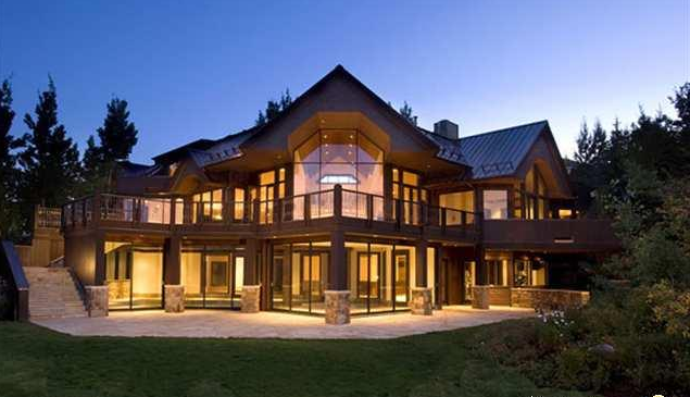 Aspen colorado ranks most expensive place to build homes for Most expensive homes in colorado