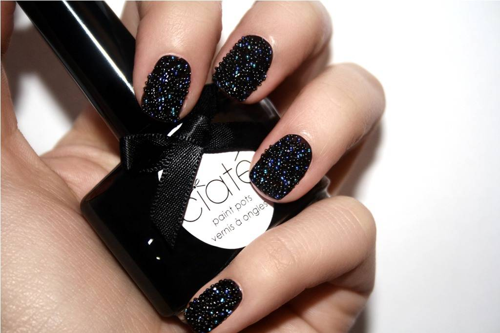 Serene Pampering at Sisters Beauty Lounge: The Caviar Manicure ...