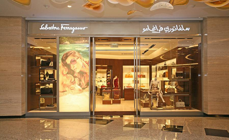 Avenue At Etihad Towers Abu Dhabi S New Luxury Shopping