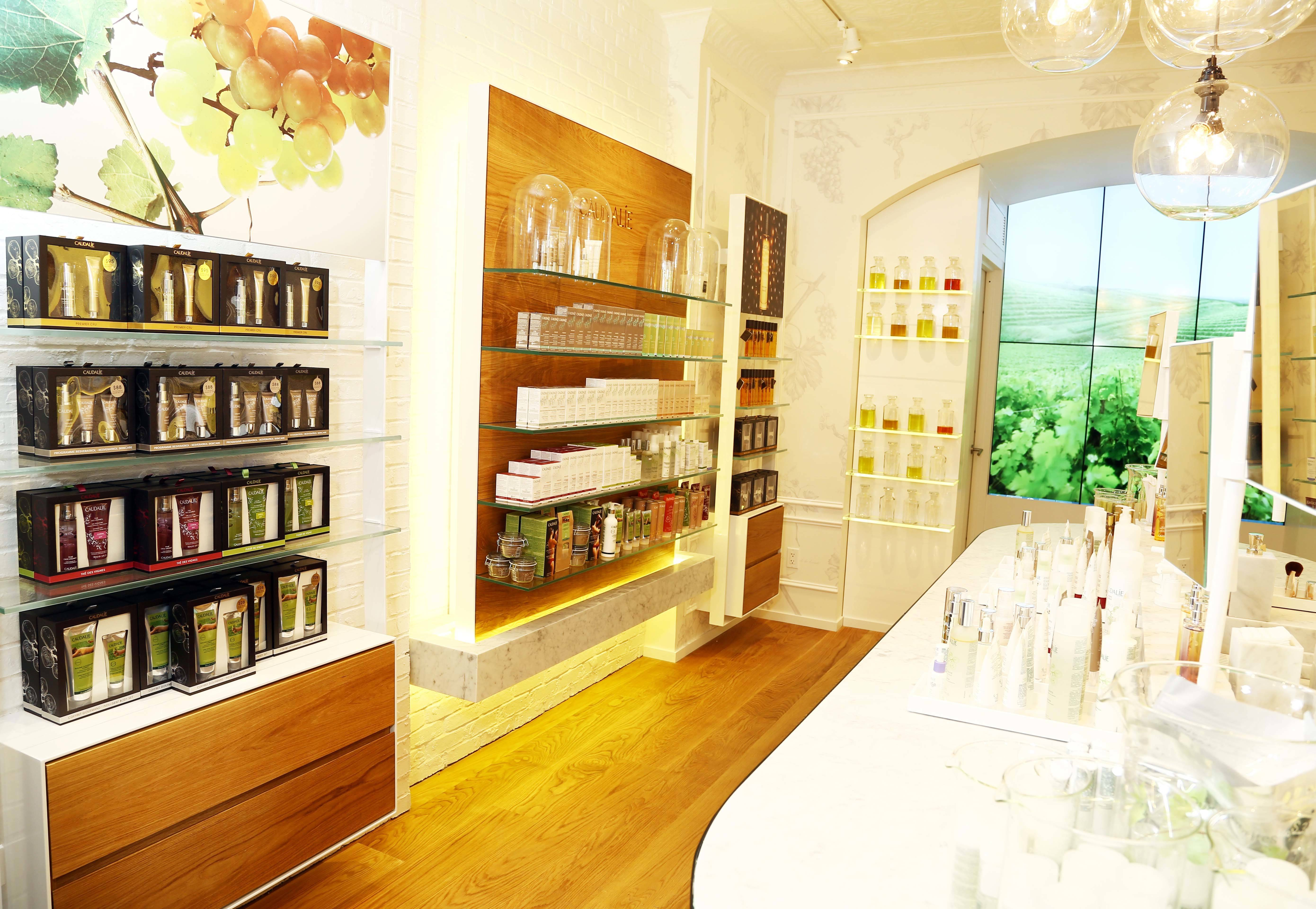 A Taste Of Bordeaux In The City Caudalie Open First