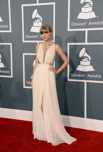 290328e9f94a Taylor Swift is the Belle of the Ball in J. Mendel at 55th Annual ...