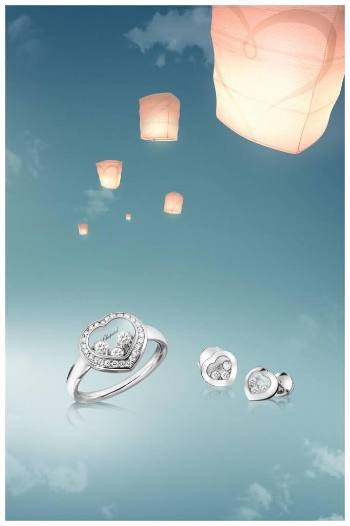 829203-1039 839203-1001 Happy Diamonds Ring Earrings