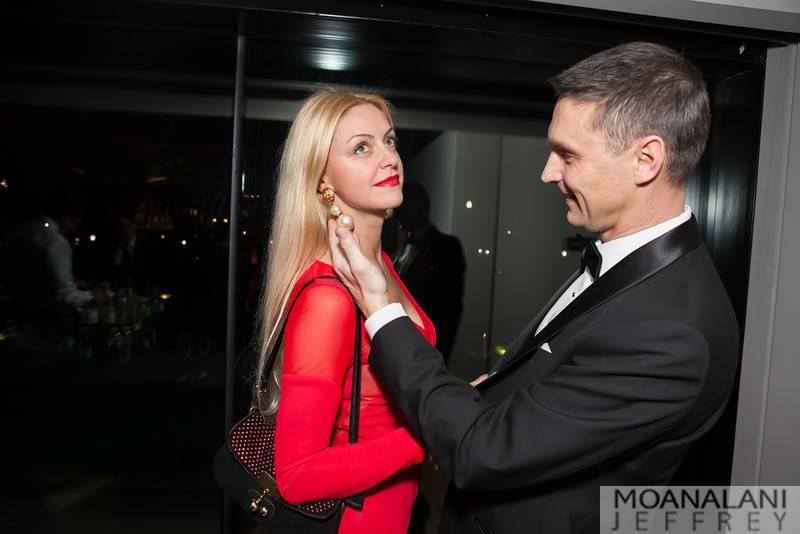 Angela Volohyna and Vadim Nebuchin