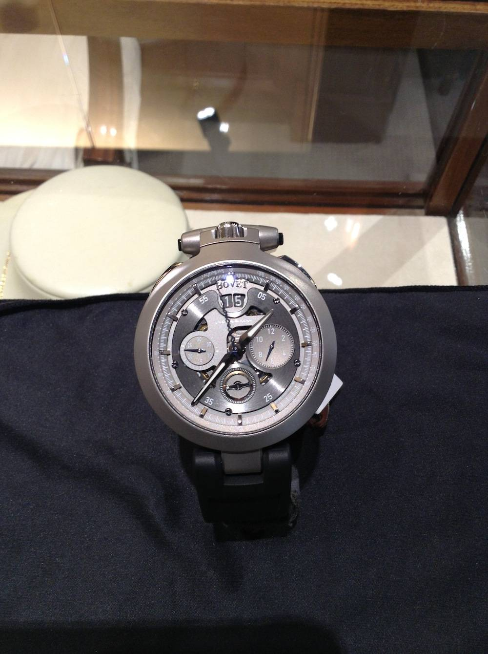 Bovet Pininfernia Cambino Chronograph