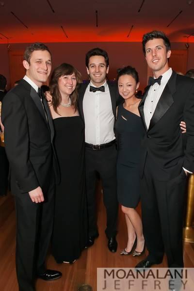 Daniel Sternberg Claire Faggioli Ryan Hoffman Stacie Wang and Nathaniel Faggioli