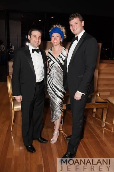 David Saxe Kristina Nugent and Joshua Reynolds