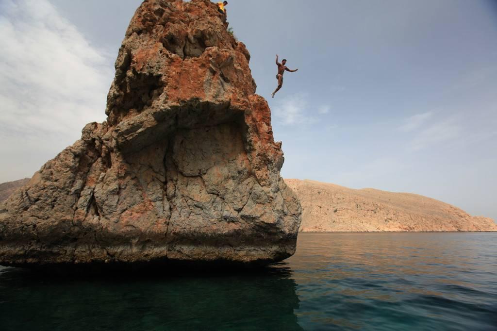 SSZB Cliff Diving