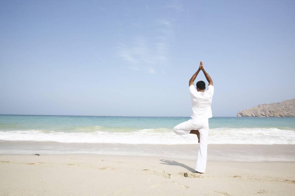 SSZB Yoga on the Beach