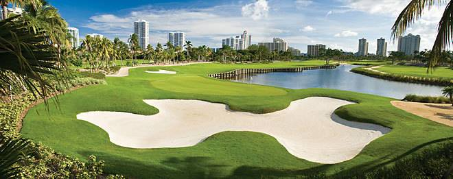 Turnberry Isle Golf Course .850 2