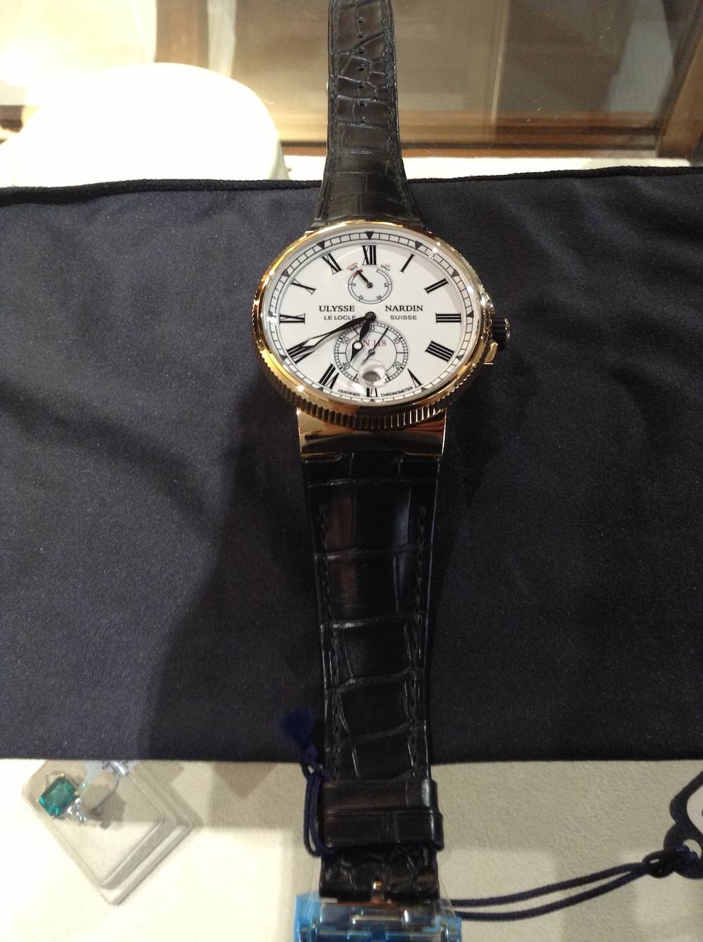 Ulysse Nardin 45mm Chronometer