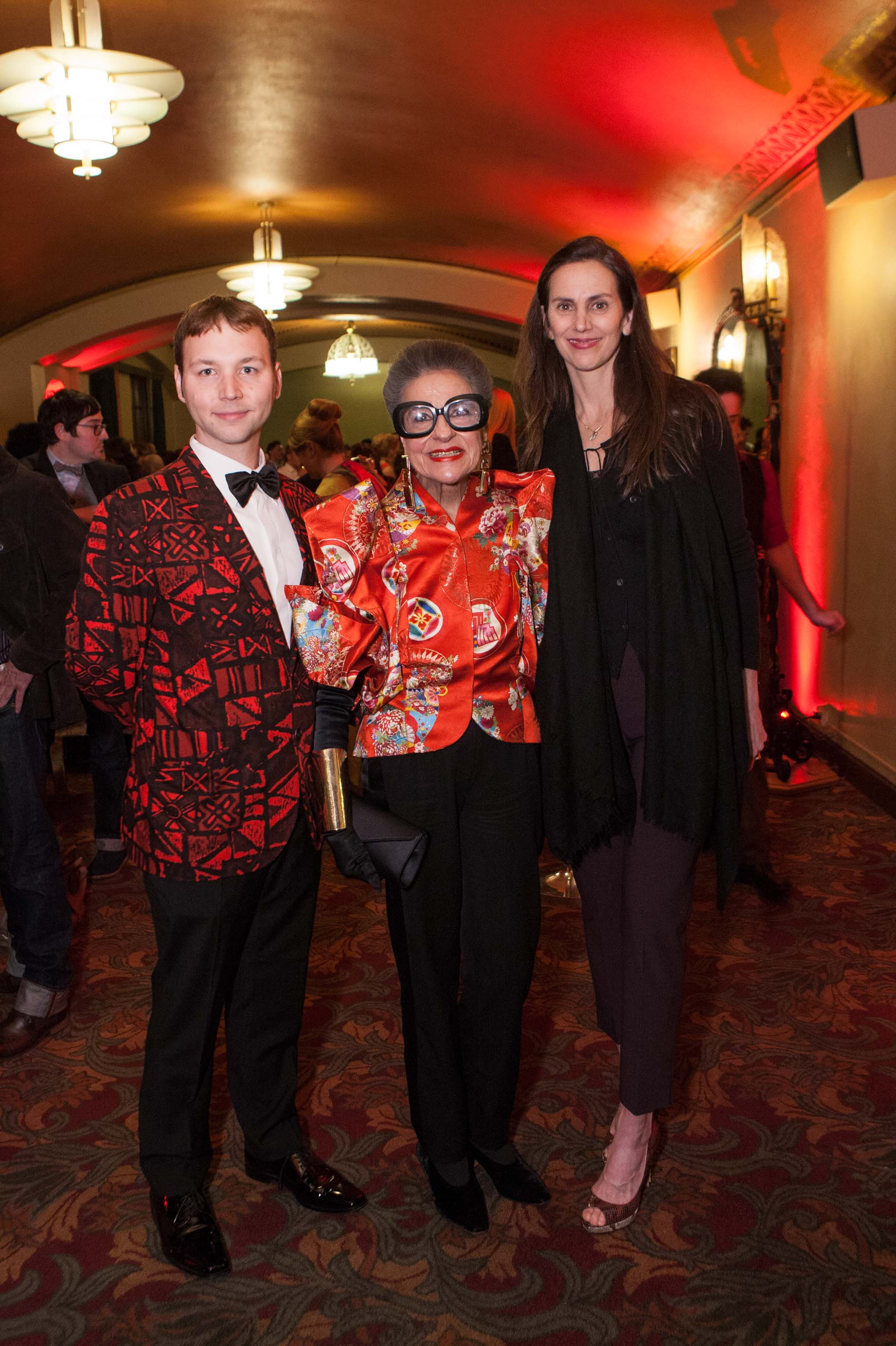 "Diana Vreeland Documentary ""The Eye Has to Travel"" Screening at Castro Theatre"