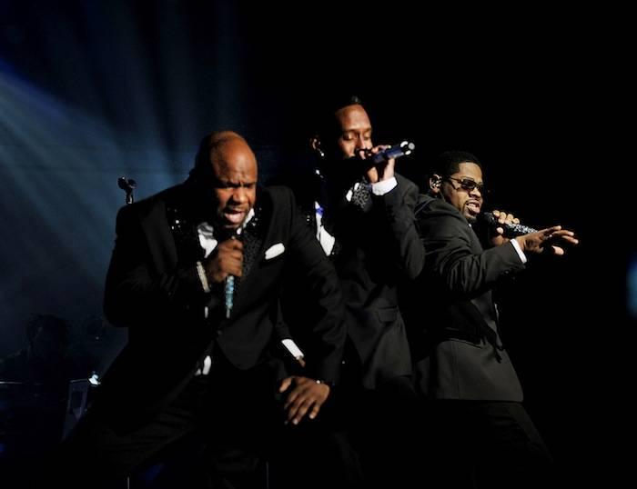 Boyz II Men. Photos: Denise Truscello/WireImage, www.denisetruscello.net