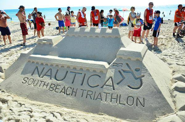 Nautica South Beach Triathlon - Sunday, April 1, 2012