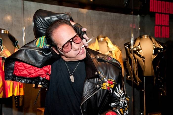 Andrew Dice Clay. Photos: Pat Gray/Erik Kabik Photography