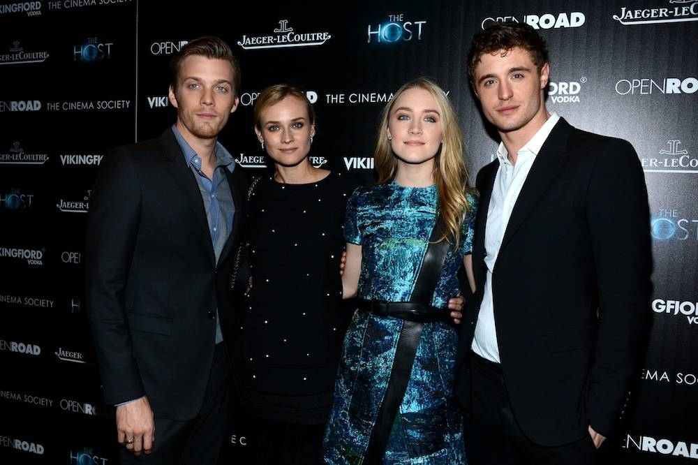 """The Cinema Society & Jaeger-LeCoultre Host A Screening Of  Open Road Films' """"The Host"""" - Inside Arrivals"""