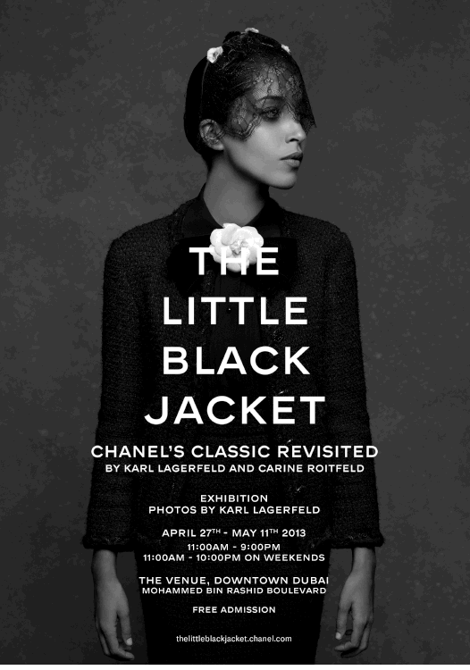 Chanel little black jacket