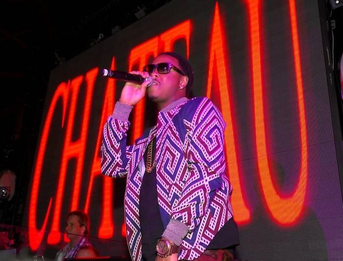 Jeremih performs at Chateau Nightclub & Gardens. Photos: Bryan Steffy/WireImage