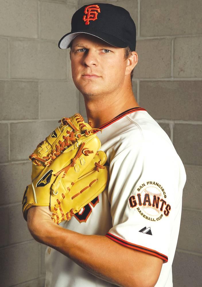 Matt Cain from the SF Giants