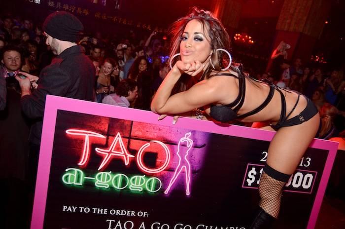 Tao A-GoGo winner Natasha Bacallao. Photos: Karl Larson/Powers Imagery