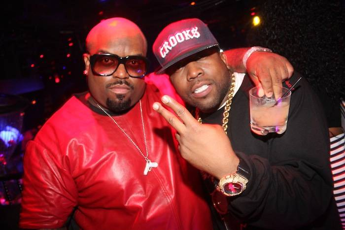 Cee Lo Green and Big Boi.