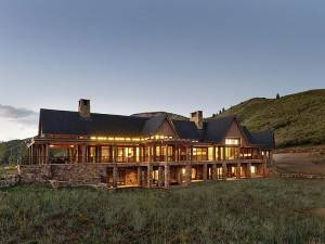The only property currently listed above $10 million in Pitkin County is Wildcat Ranch, nestled on 500 acres.