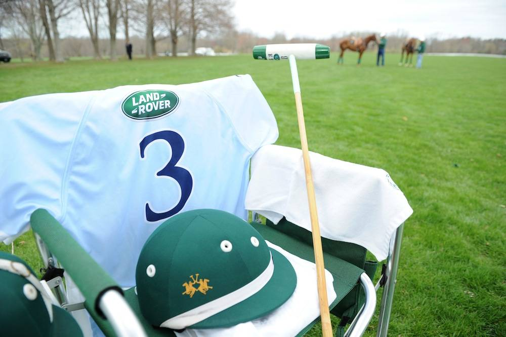 Atmoshpere at the Land Rover media preview of Sentebale Royal Salute Polo Cup hosted by Greenwich Polo Club at Greenwich Polo Club on April 18, 2013 in Greenwich, Connecticut.  (Photo by Craig Barritt/Getty)